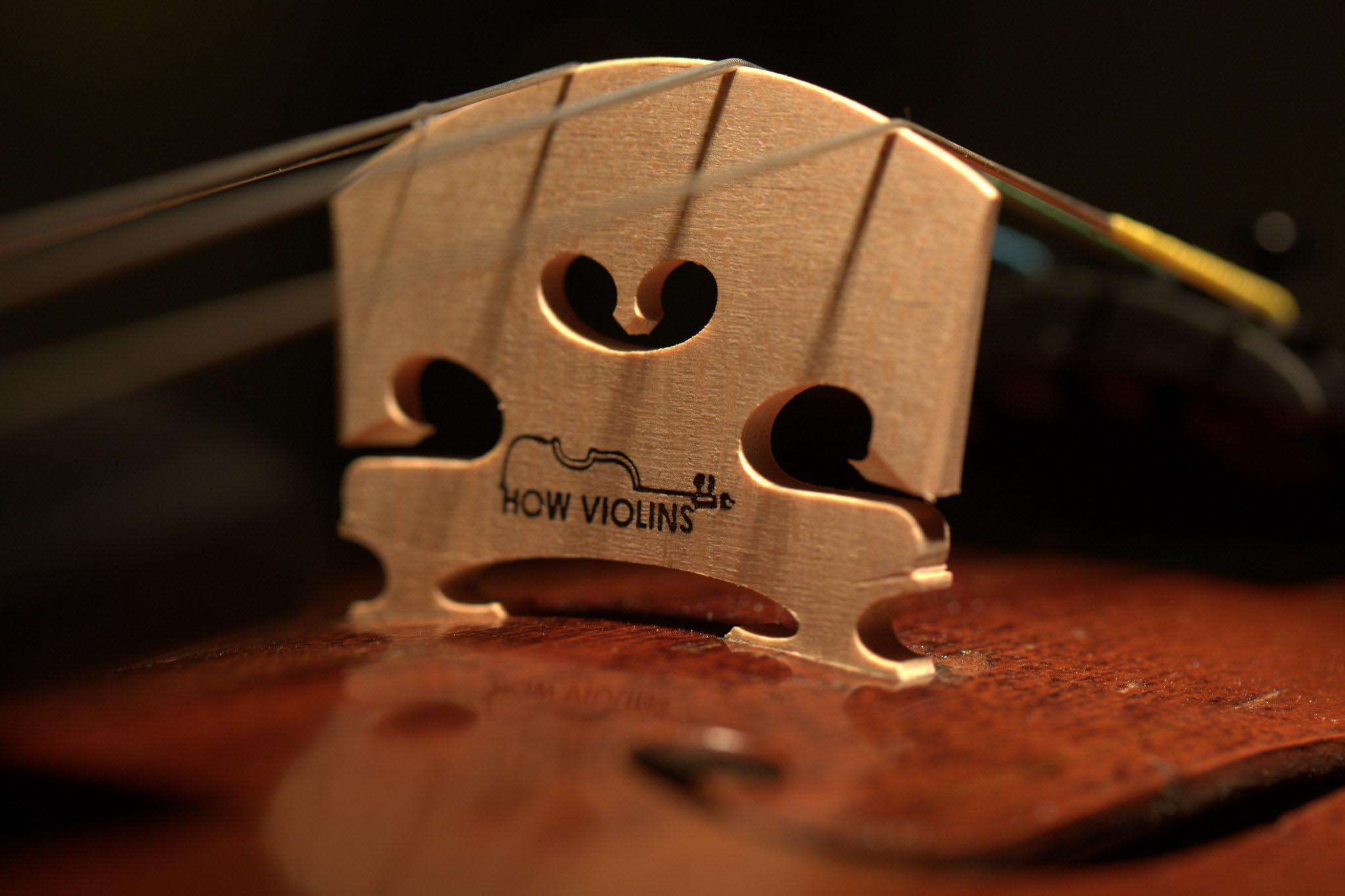 How Violins Talla