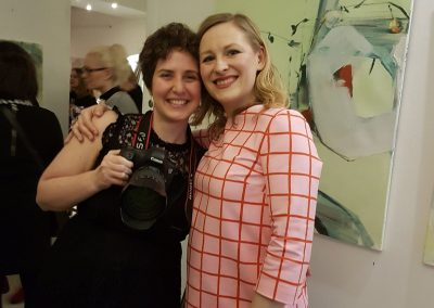 Lina and Maija
