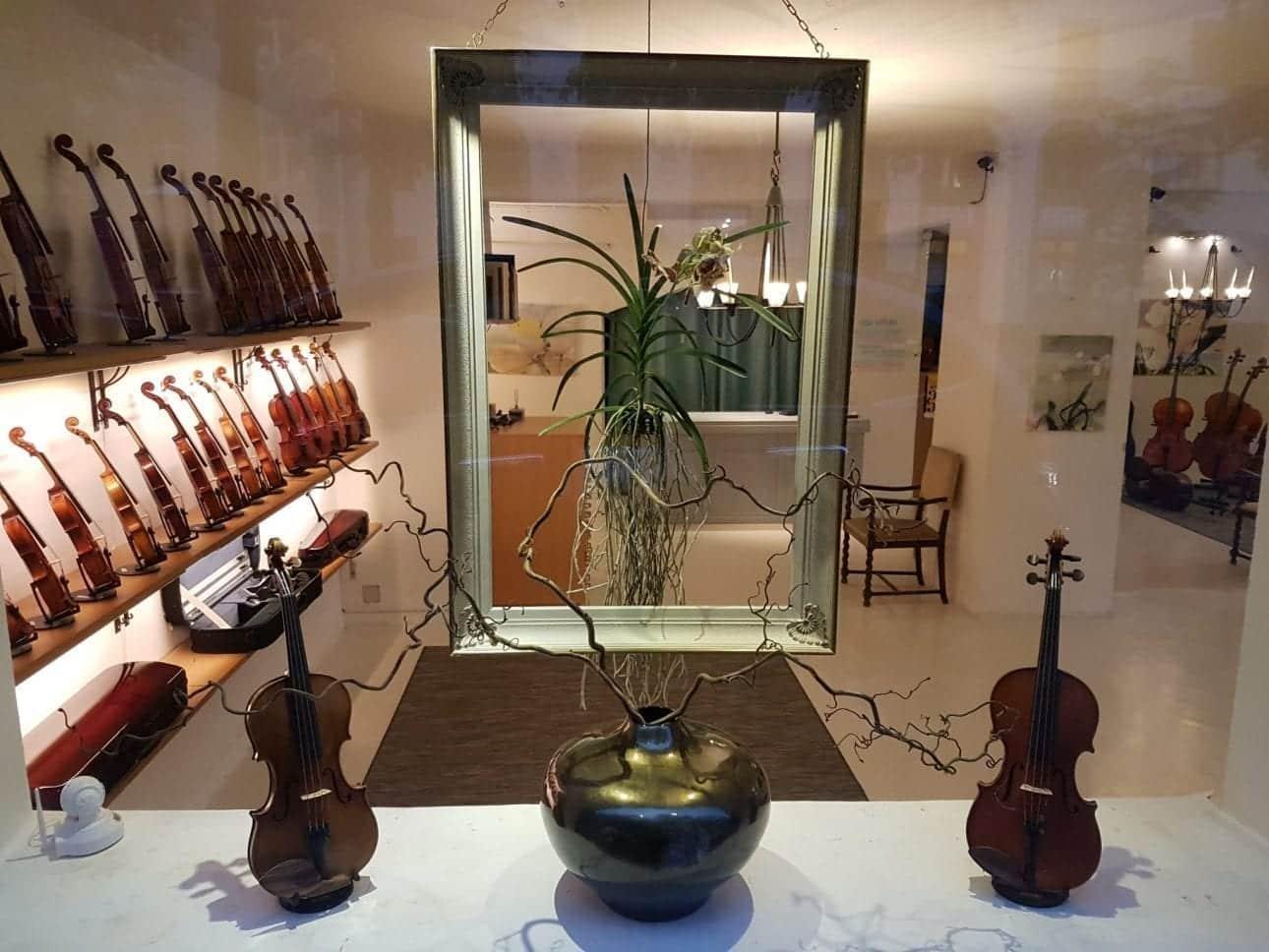 How Violins Viulukauppa