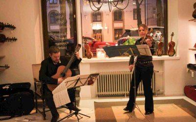 Concert Viulu ja Kitara Lokakuu 2015